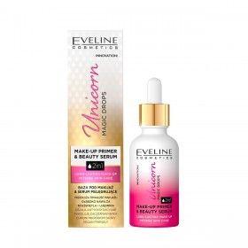 Eveline Cosmetics Unicorn Magic Drops 2 em 1 - Primer + Sérum Facial