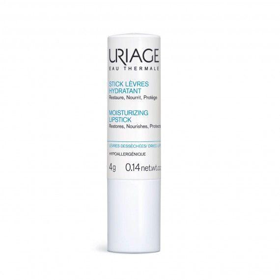 Uriage Eau Thermale Batom Hidratante em Stick para Lábios Secos