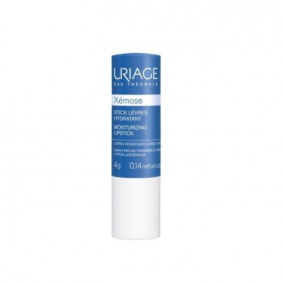Uriage Eau Thermale Xémose Batom Hidratante em Stick para Lábios Secos