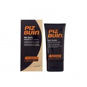 Piz Buin In Sun Creme de Proteção Solar Facial SPF15