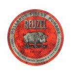 Reuzel Red Pomade - Pomada Capilar com Fixação Média e Brilho Elevado