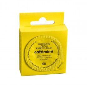 """Café Mimi Máscara Facial Modeladora """"Instant Lifting"""" em Cápsula"""