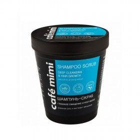 Café Mimi Shampoo Esfoliante para Limpeza Profunda e Crescimento