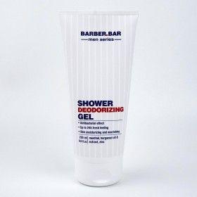 Barber Bar Gel de Banho Desodorizante