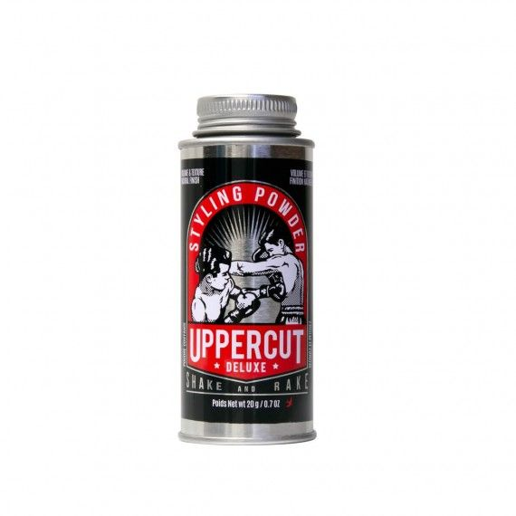 Uppercut Styling Powder - Pó Capilar Texturizante e de Volume