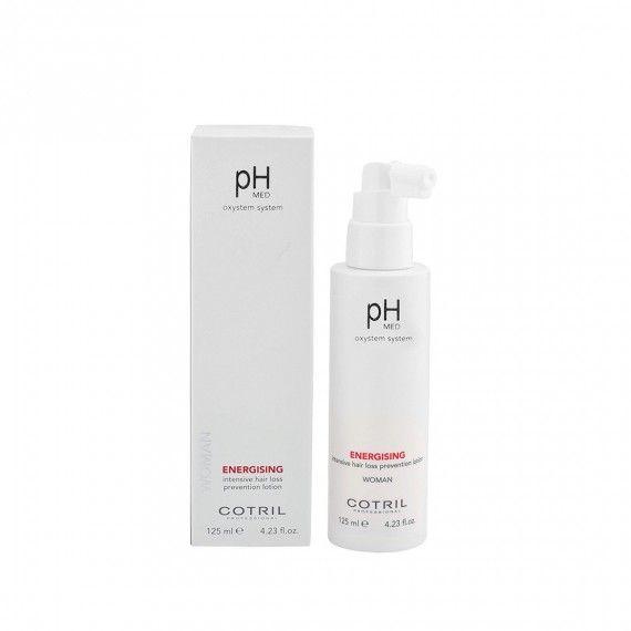 Cotril pH MED Energising Loção Intensiva de Prevenção da Queda de Cabelo