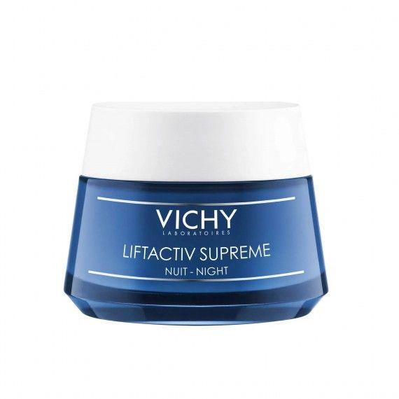 Vichy Liftactiv Supreme Creme de Noite Anti-Rugas