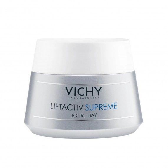 Vichy Liftactiv Supreme Creme de Dia Anti-Rugas para Peles Normais a Mistas