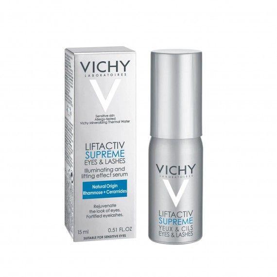 Vichy Liftactiv Supreme Sérum Iluminador Anti-Envelhecimento para Olhos e Pestanas