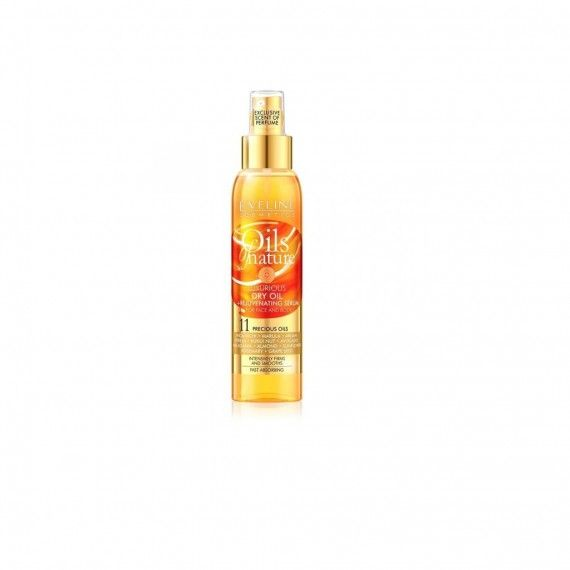 Eveline Cosmetics Oils of Nature Rejuvenating Serum for Face and Body