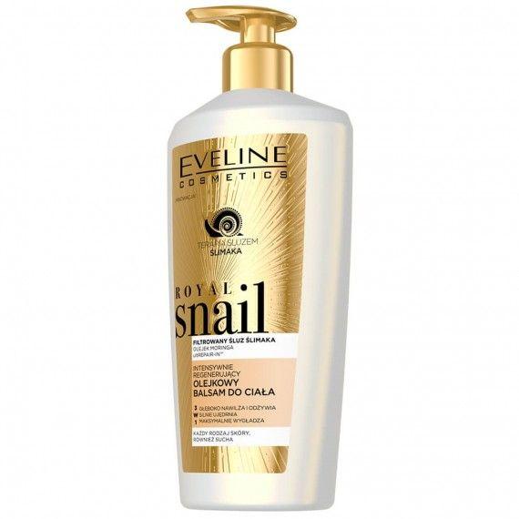 Eveline Cosmetics Royal Snail Regenerating Oil Body Balm