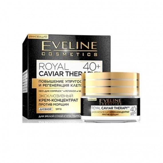 Eveline Cosmetics Royal Caviar Therapy Day Cream 50+