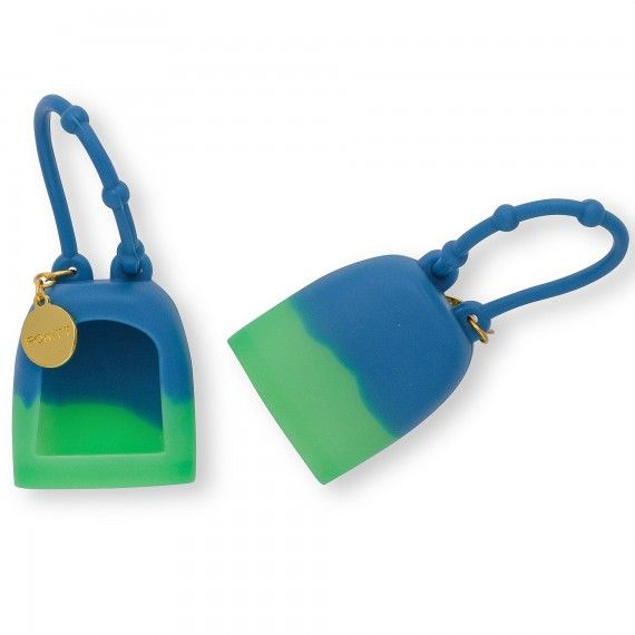 Pokitt Dégradé Azul e Verde