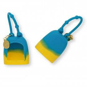 Pokitt Dégradé Azul e Amarelo