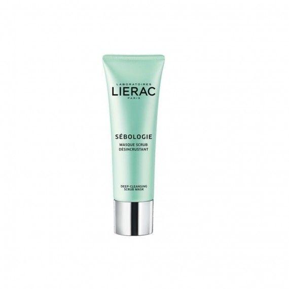 Lierac Sebologie Máscara Esfoliante de Limpeza Profunda