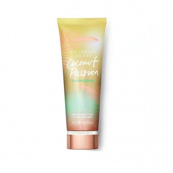 Victoria's Secret Coconut Passion Sunkissed Body Lotion Perfumada